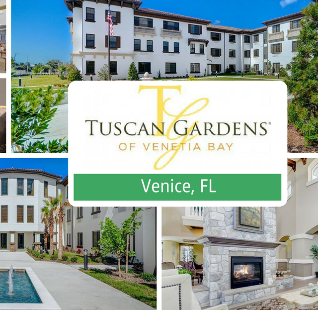 Living In Venice Fl : Tuscan Gardens of Venetia Bay Selects Accushield! - Venice ...